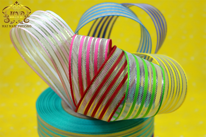 Ribbon-Polyester Ribbon-Satin Ribbon