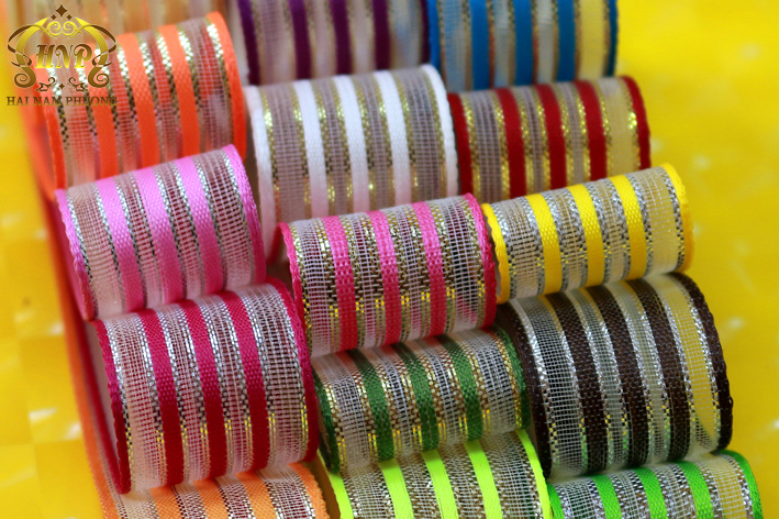 Polyester Satin Ribbon C3S